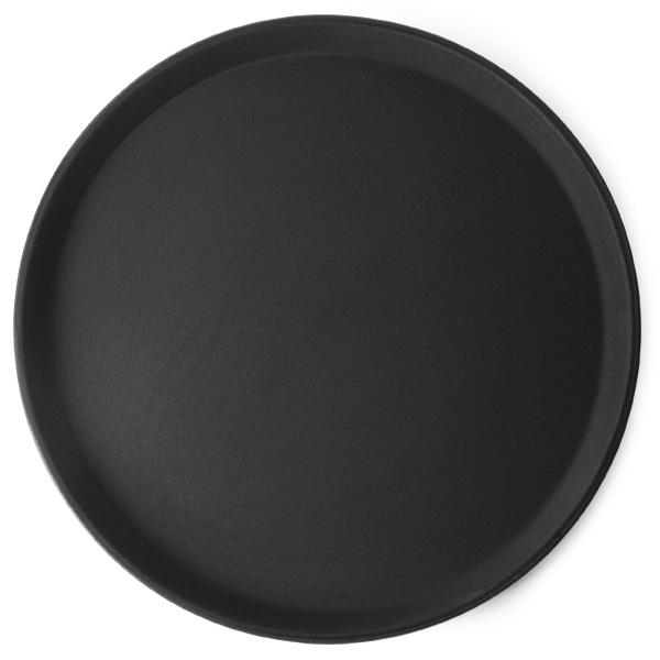 Relatively Bar Tray Black 410mm Non Slip - HospitalityHQ - New Zealand MY06