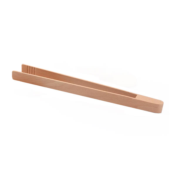 Bamboo Wood Toast Tongs